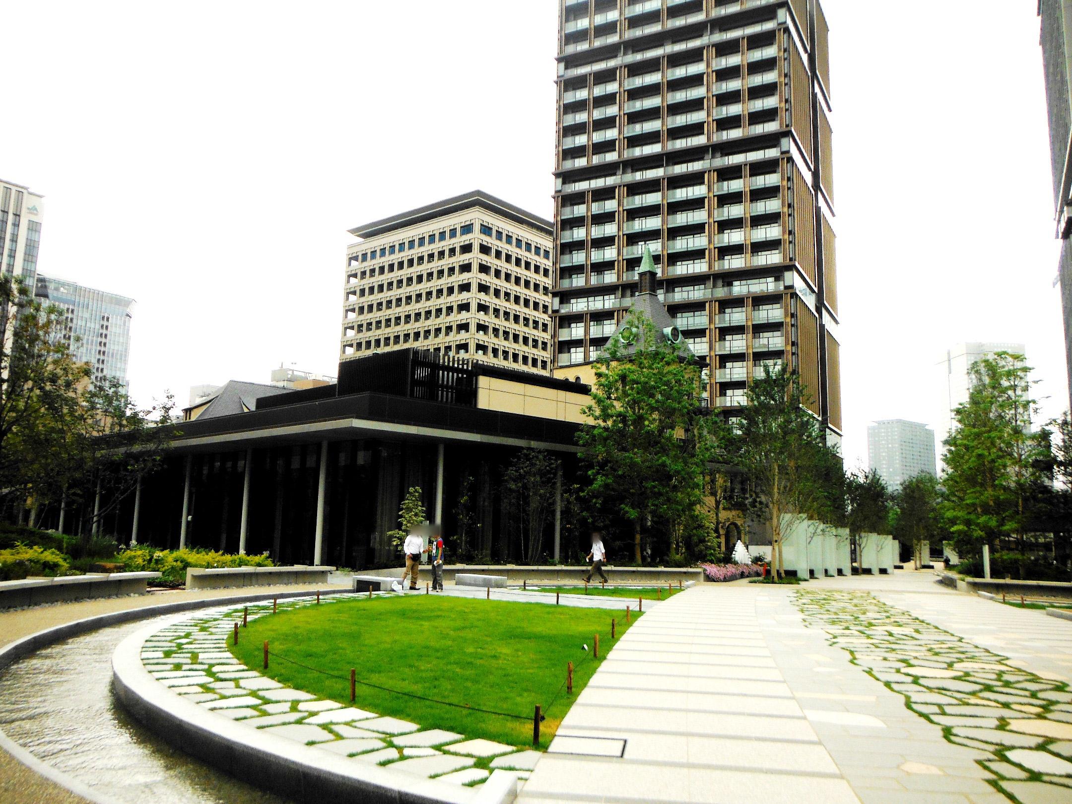 施工例 東京ガーデンテラス紀尾井町(旧赤坂プリンスホテル)2
