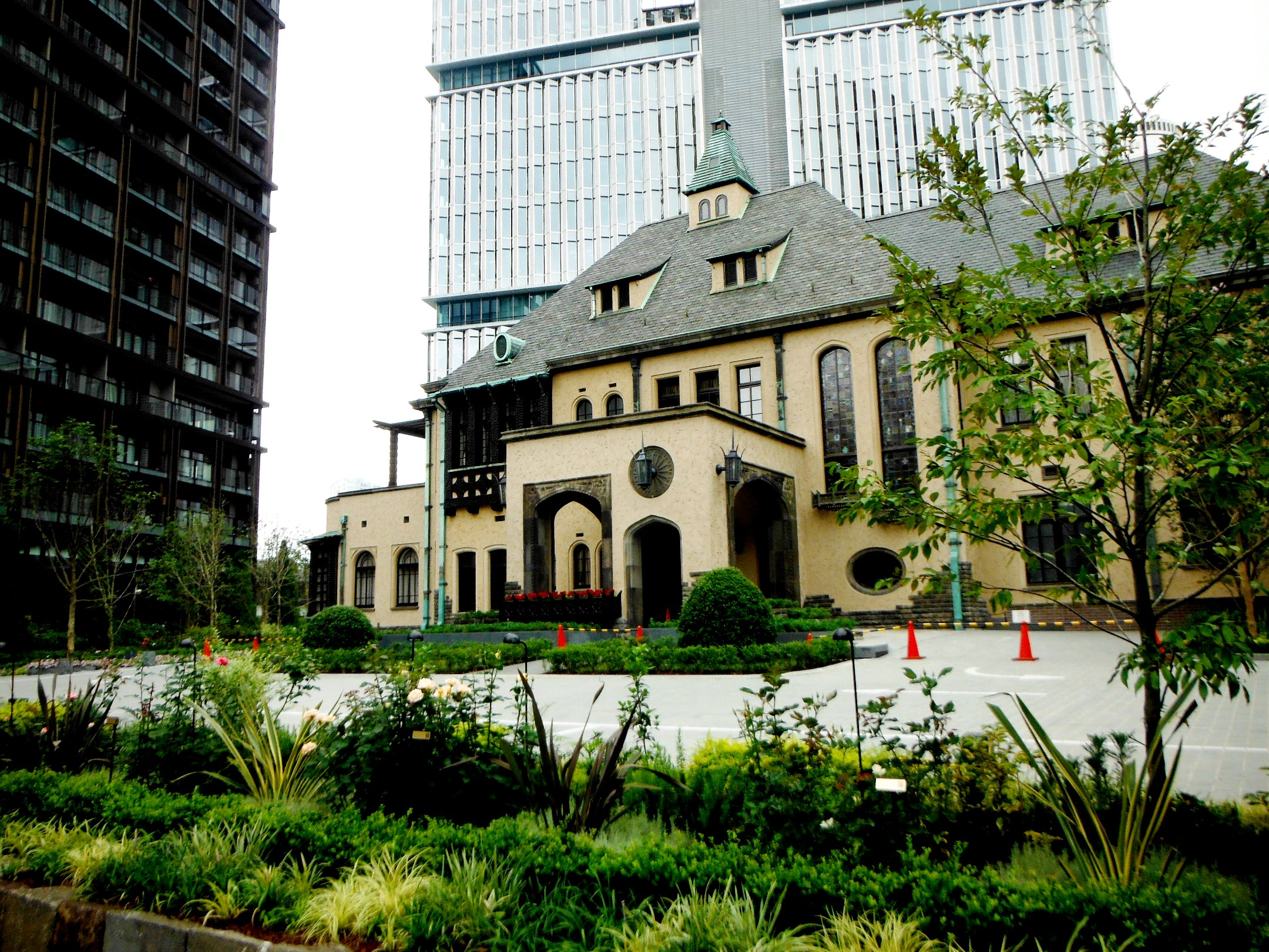 施工例 東京ガーデンテラス紀尾井町(旧赤坂プリンスホテル)4
